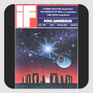 If v22 n08 (1974-12.UPD)_Pulp Art Square Sticker