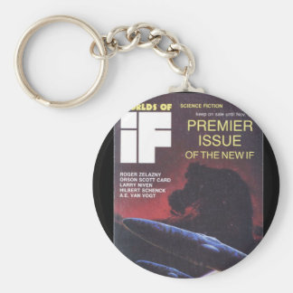 If v23 n01 (1986-Fall.STF)_Pulp Art Basic Round Button Keychain