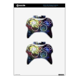 If Van Gogh Painted Fractals Xbox 360 Controller Decal