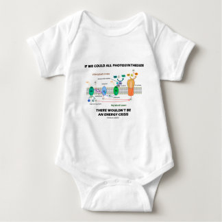 If We Could All Photosynthesize Wouldn't Be Energy T-shirt