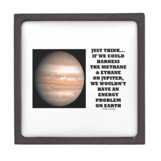 If We Could Harness Methane Ethane Jupiter Energy Premium Gift Box