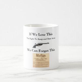 If We lose this Coffee Mug