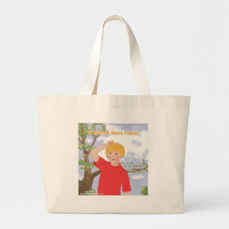 If Wishes Were Fishes Jumbo Tote Bag