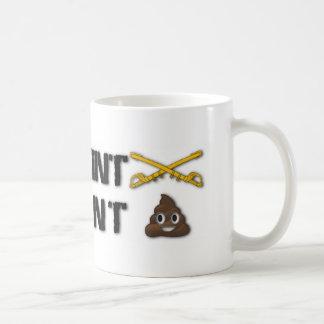 If you aint cav, you aint.. classic white coffee mug