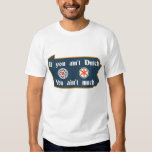 If You Ain't Dutch, Hex Signs T-shirt