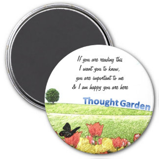 If you are reading this I want you to know 3 Inch Round Magnet