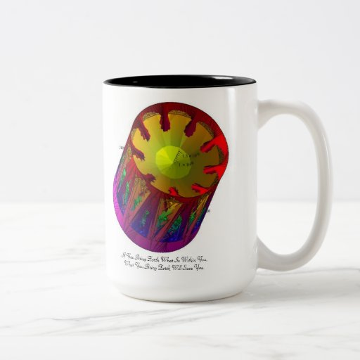 If you bring forth what is within you.... coffee mugs