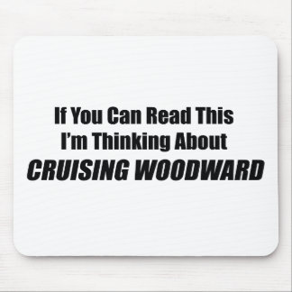 If you Can Read This Im Thinking About Cruising Wo Mouse Pad