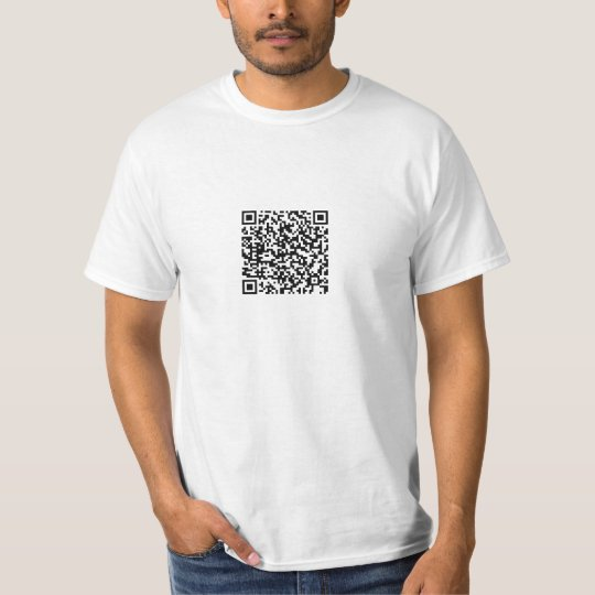 If you can read this . . . qr Geek Code Shirts