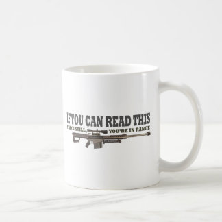 If You Can Read This, Stand Still Coffee Mug
