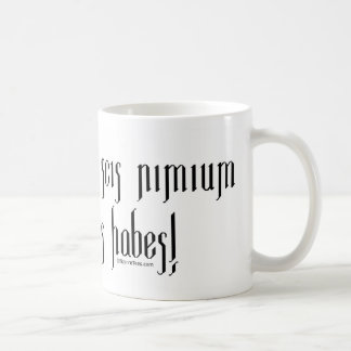 If You Can Read This You're Over-Educated Coffee Mug