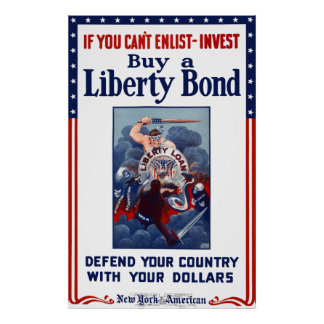 If You Can t Enlist - Invest Print