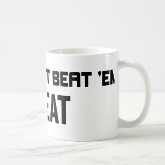 If You Cant Beat Them, Cheat Coffee Mug