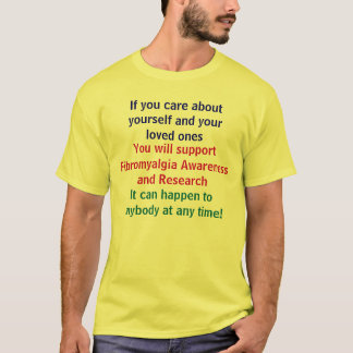 If you care about yourself and yourloved ones, ... T-Shirt