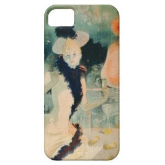 'If You Cough, Take Geraudel Pastilles' (colour li iPhone SE/5/5s Case