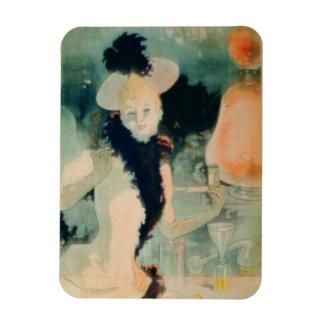 'If You Cough, Take Geraudel Pastilles' (colour li Vinyl Magnets