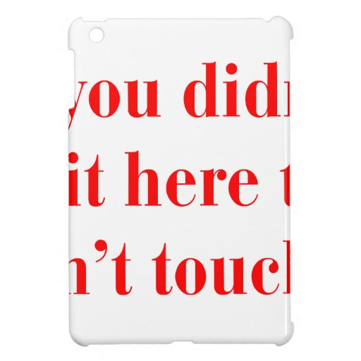 if-you-didnt-put-it-here-bod-red.png iPad mini cobertura