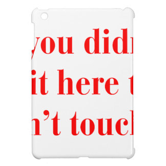 if-you-didnt-put-it-here-bod-red.png iPad mini case