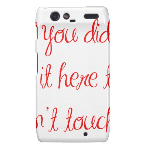 if-you-didnt-put-it-here-ma-red.png motorola droid RAZR carcasa