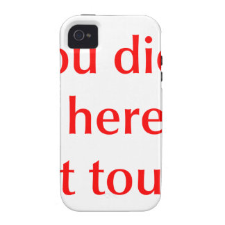 if-you-didnt-put-it-here-opt-red.png vibe iPhone 4 case