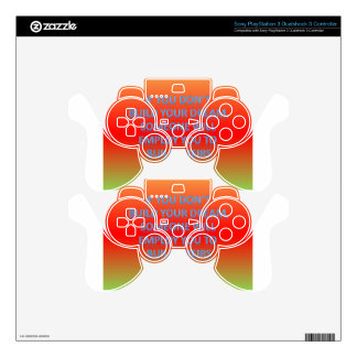 If you don't  build your dream,  someone will  emp skin for PS3 controller