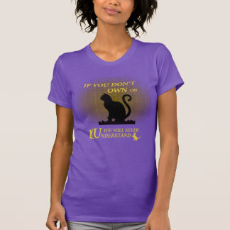 If you don't have any cat T-Shirt