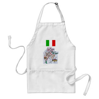 If You Don't Like a my food,..... Adult Apron