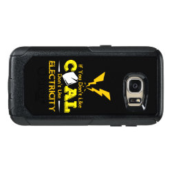 OtterBox Commuter Samsung Galaxy S7 Case with Siberian Husky Phone Cases design