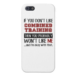 If You Don't Like Combined Training Cool Cover For iPhone SE/5/5s