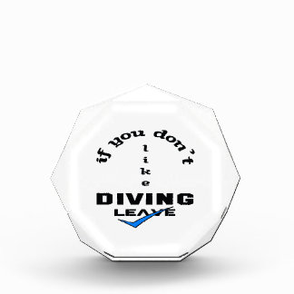 If you don't like Diving Leave Award