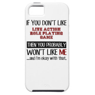 If You Don't Like Live Action Role Playing Game Co iPhone SE/5/5s Case