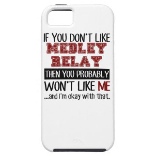 If You Don't Like Medley Relay Cool iPhone SE/5/5s Case
