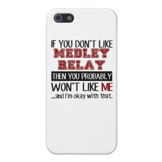If You Don't Like Medley Relay Cool iPhone SE/5/5s Cover