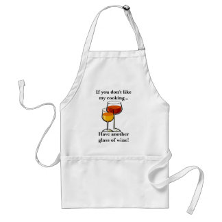 If you don't like my cooking... aprons