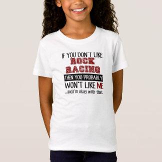 If You Don't Like Rock Racing Cool T-Shirt