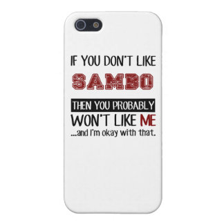 If You Don't Like Sambo Cool Cover For iPhone SE/5/5s