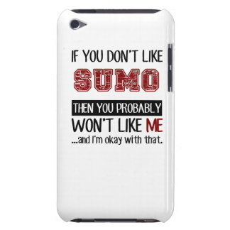 If You Don't Like Sumo Cool iPod Case-Mate Case