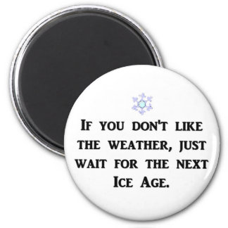 if-you-dont-like-the-weather-just-wait-for-the magnet