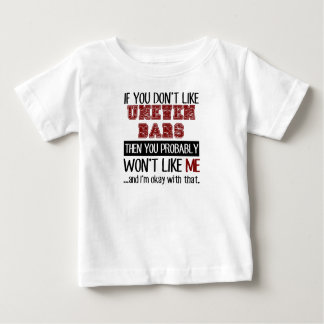 If You Don't Like Uneven Bars Cool Baby T-Shirt