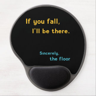 If you fall gel mouse pad