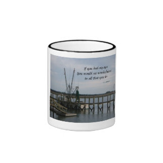 If You Had My Eyes Coffee Mug