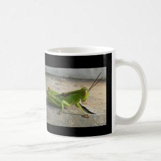 'if you hop high enough..' Morning Mug