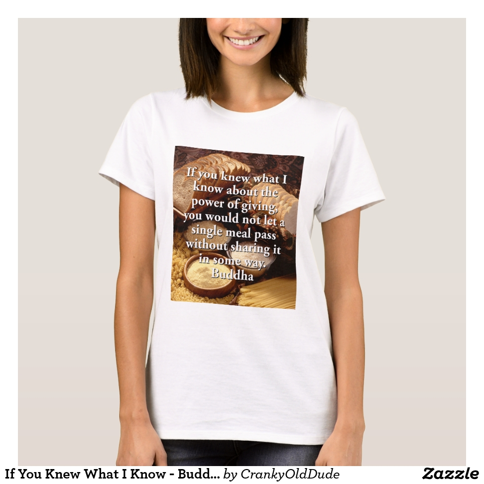 If You Knew What I Know - Buddha T-Shirt - Best Selling Long-Sleeve Street Fashion Shirt Designs