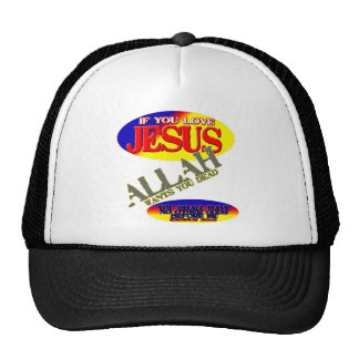 If You Love Jesus.... Trucker Hat