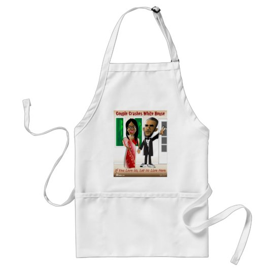If You Love Me Adult Apron