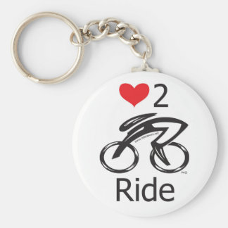 IF YOU LOVE TO  RIDE !!!! Let the world !!!!!!! Keychain