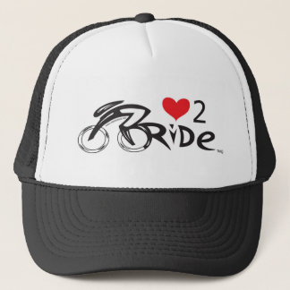 IF YOU LOVE TO  RIDE !!!! Let the world !!!!!!! Trucker Hat