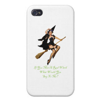 If You Met a Real Witch, What Would You Say To Me? Cases For iPhone 4