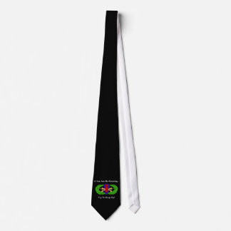 """""""If You See Me Running"""" EOD Tie"""