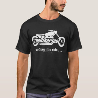 """""""If you see my bike on a trailer, someone stole it T-Shirt"""